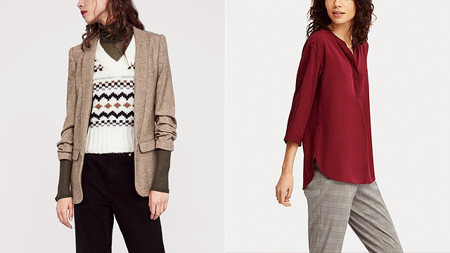 10 Best Shops for Officewear
