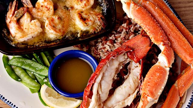 Red lobster manila