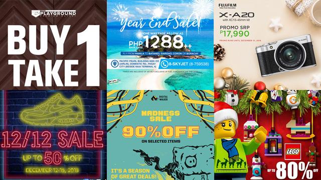 8353aa93896518 December 2018 Payday Weekend Sales
