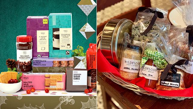 Food Gift Baskets To Give For Christmas 2018