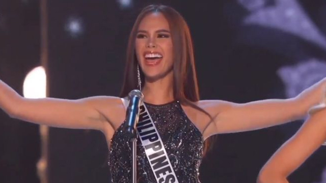 All of Catriona Gray's Answers at Miss Universe 2018