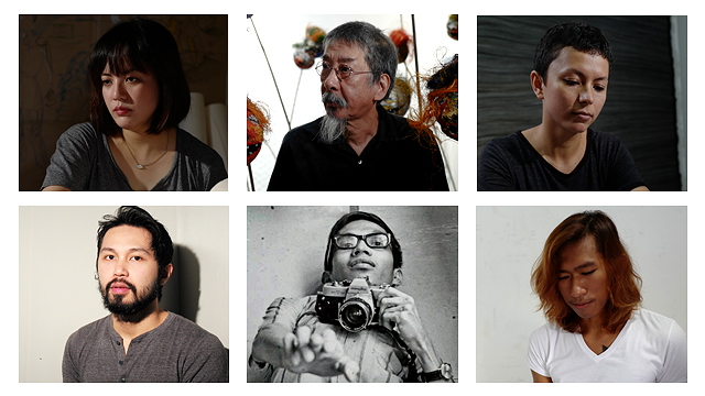 Featured Artists for Art Fair Philippines 2019