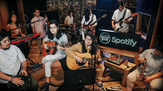 Spotify's Most Streamed Artists Cover OPM Love Songs