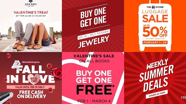 11b43d0840fd2a February 2019 Payday Weekend Sales