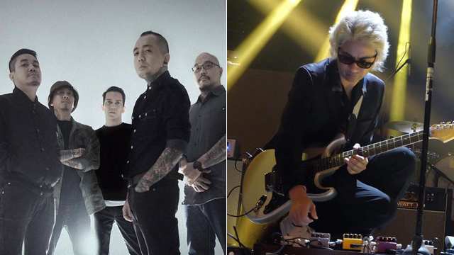Ely Buendia and Kamikazee Surprise Fans With Performance of