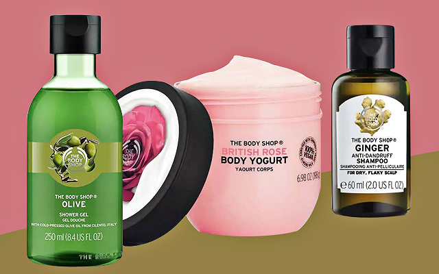 b5cbe1bbee9f The Body Shop All-Time Best-Selling Products