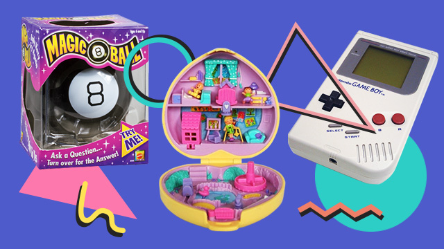 10 Things From the '90s That Were on Every Kid's Wish List