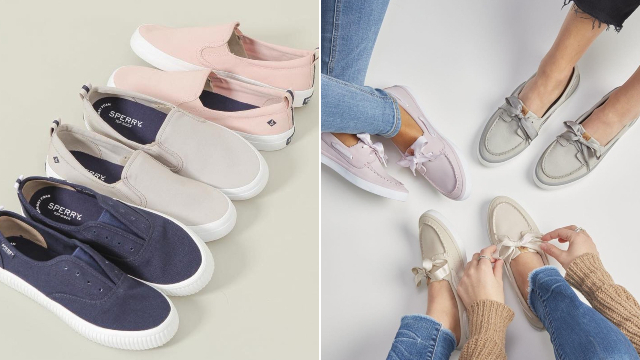P2,000 at Sperry's End of Season Sale