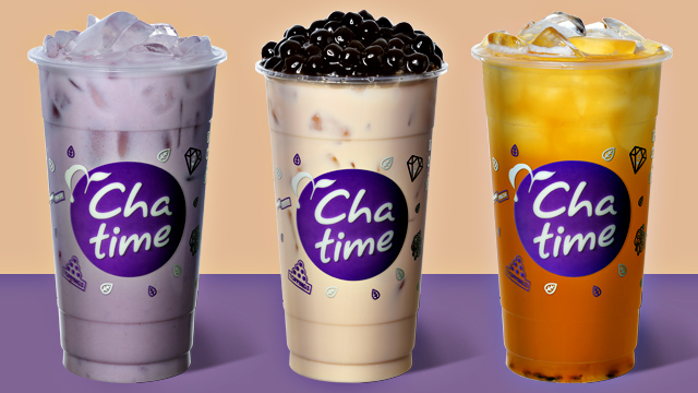 The Best-Selling Drinks at Chatime in Metro Manila