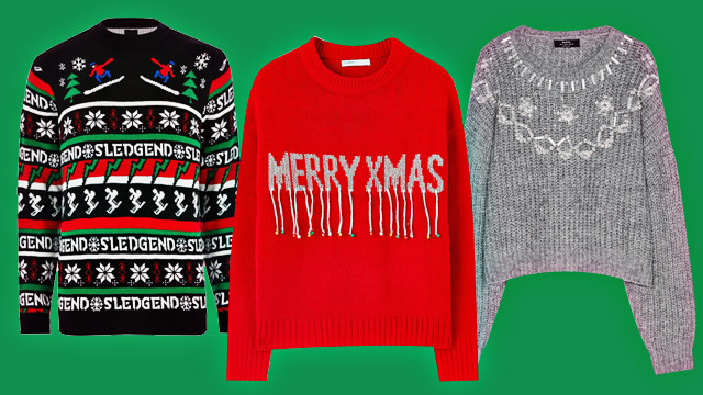 10 Ugly Christmas Sweaters You Can Shop In Manila