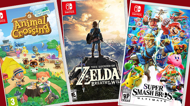 10 Popular Games To Play On The Nintendo Switch
