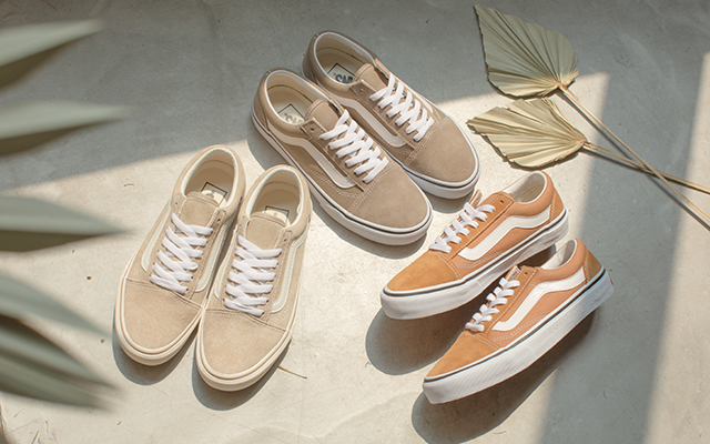 Vans' Old Skool Sneaker Now Comes in