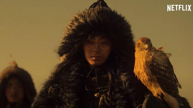 Netflix Drops Teaser Trailer for Kingdom: Ashin of the North
