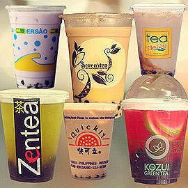 Top 10 Milk Teas Places in Manila