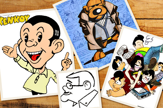 Top 10 Most Popular Pinoy Comic Strip Characters
