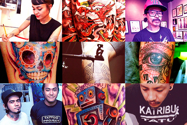 a32dbfe4a The Best Tattoo Parlors in Metro Manila This 2014