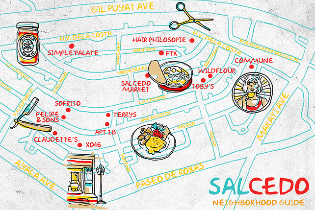 Neighborhood Guide: Salcedo Village, Makati