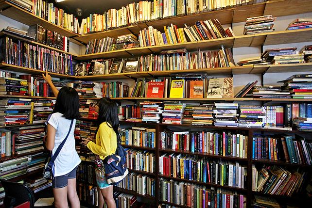 Top 10 Secondhand Bookstores in Metro Manila (2014 Edition)  9c89c42f341