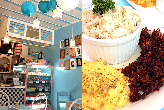 New Restaurant Alert Kitchen Diaries Cafe At 1st Street