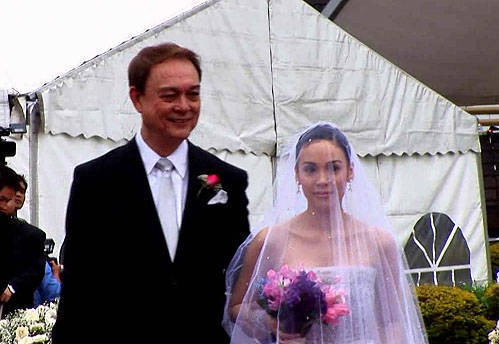 Claudine ebel wedding