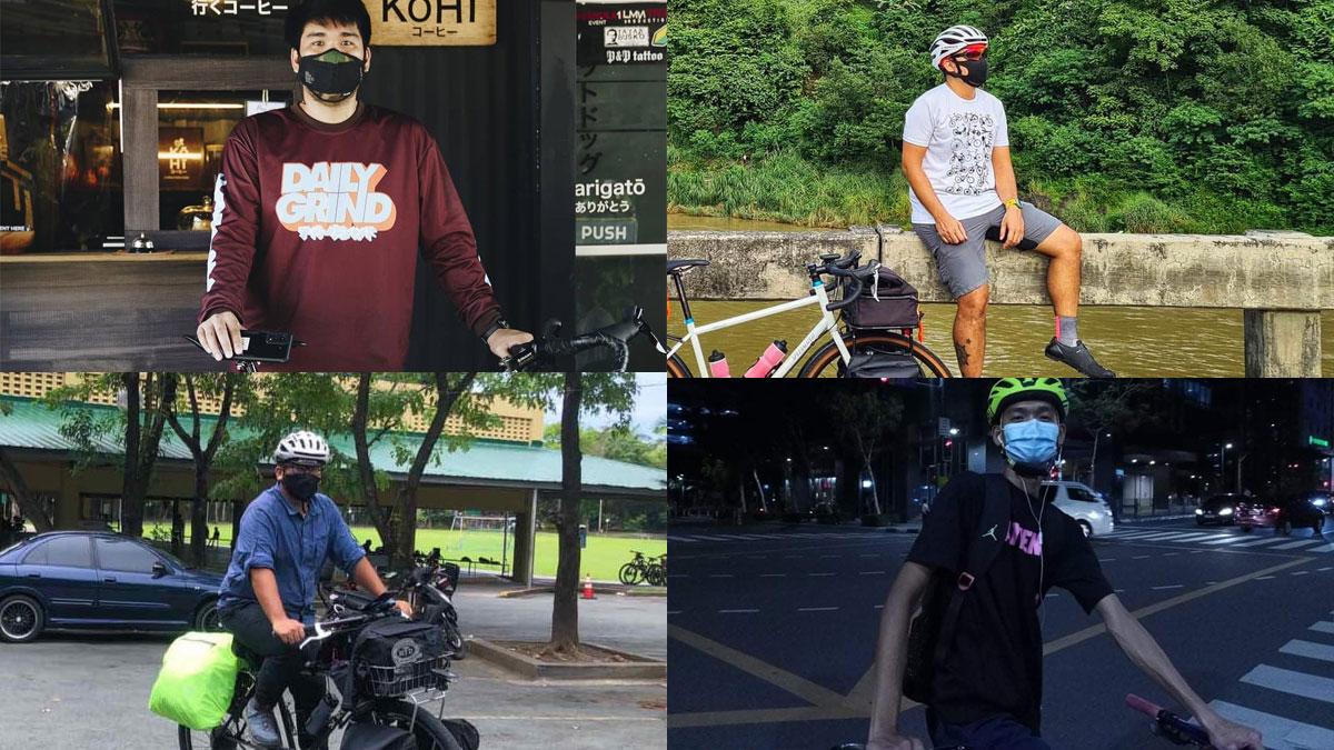 Mayor Donya Tesoro turns over patrol bikes to local officials
