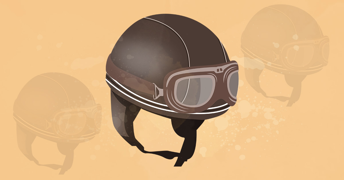 5d5f559c Best types of motorcycle helmets that fit your riding style