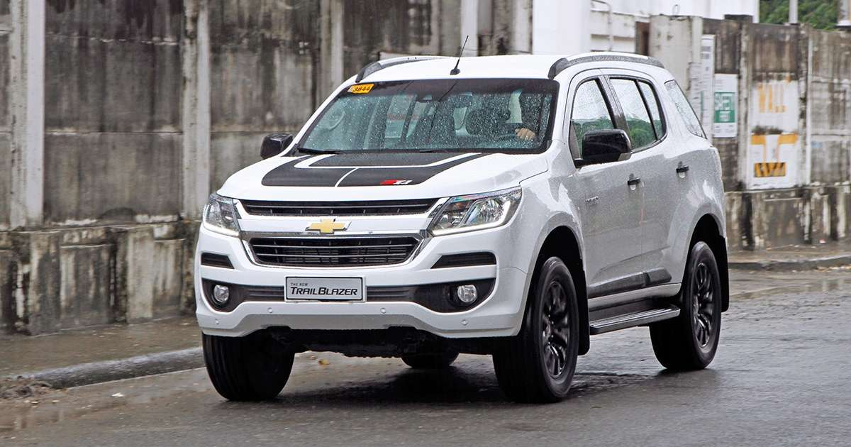Review Chevrolet Trailblazer 2 8 4x4 Z71
