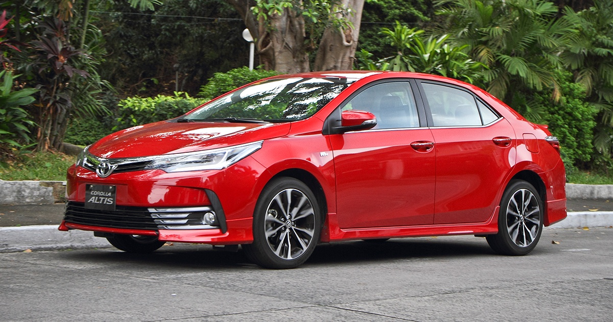 Toyota Build And Price >> Toyota Corolla Altis Philippines: Reviews, Specs & Price