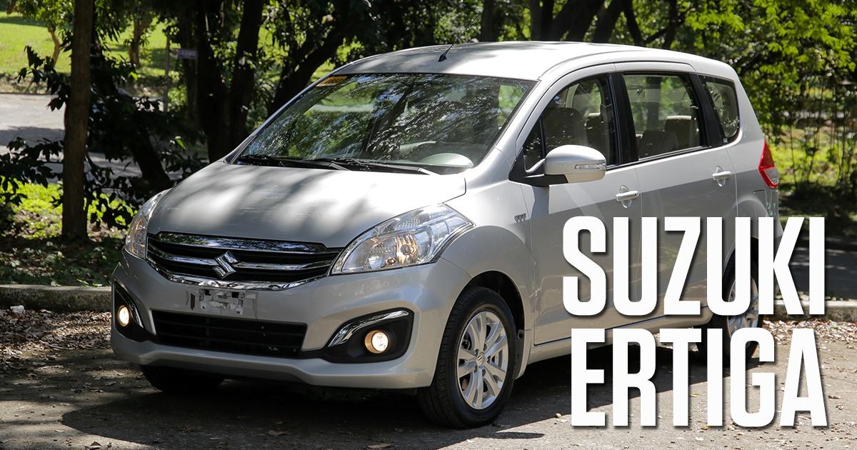 Watch The Suzuki Ertiga Is A Pretty Underrated Mpv