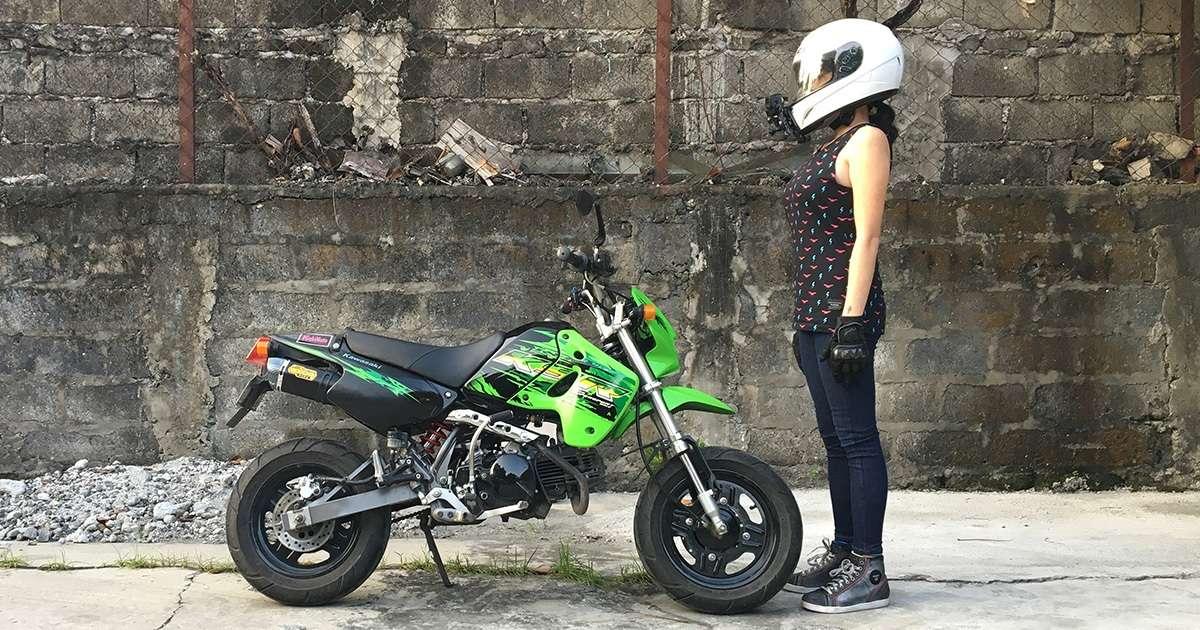 Kawasaki KSR110: Mini motard that's for keeps