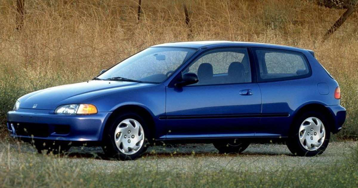 90s Honda Civics Such A Hit With Car