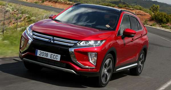 Review Mitsubishi Eclipse Cross