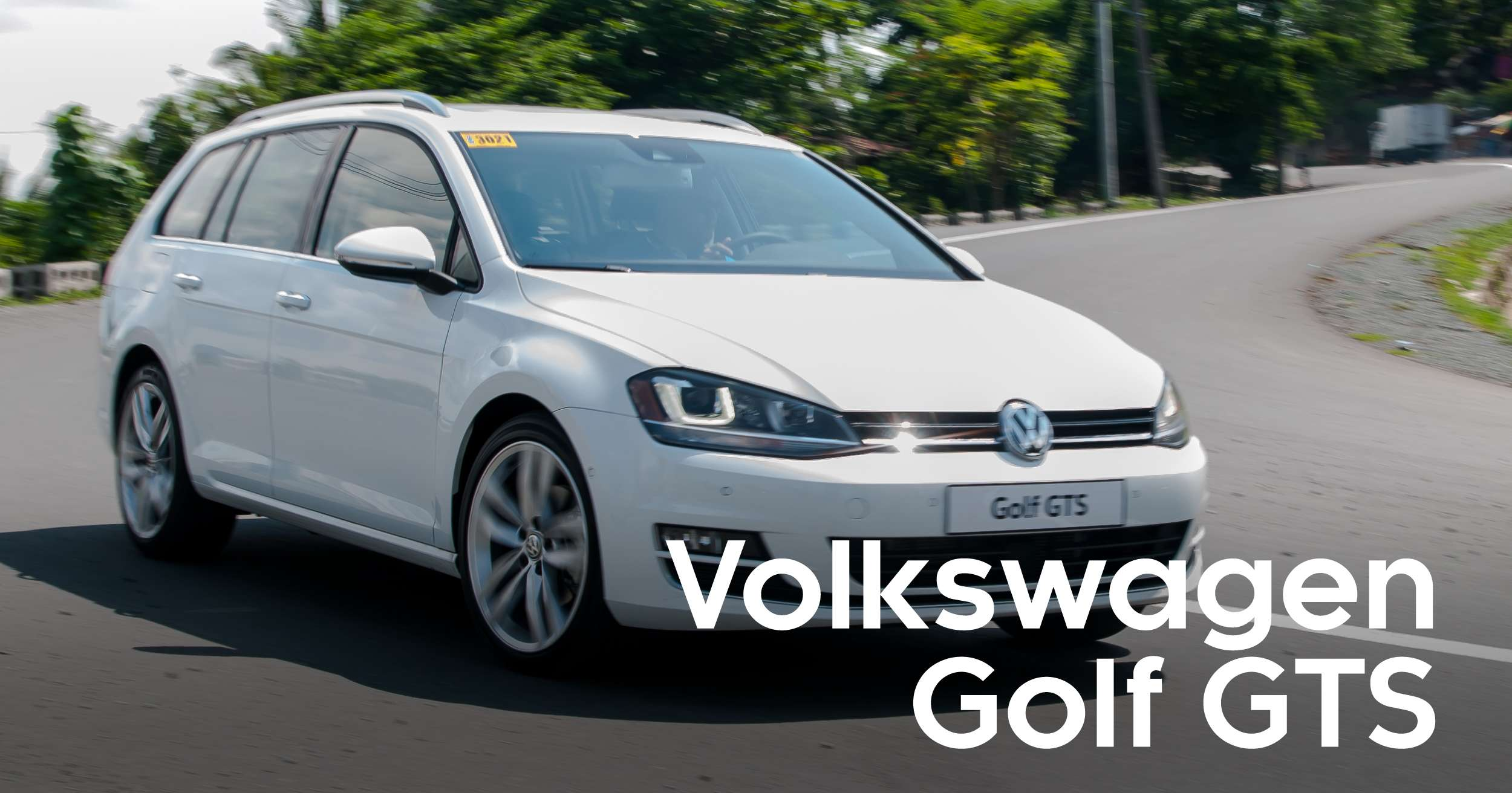 volkswagen golf gts   comfy  exciting wagon