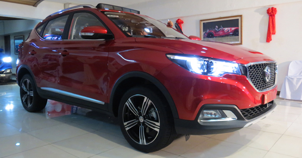 Mg Philippines Introduces Zs Crossover To Local Market