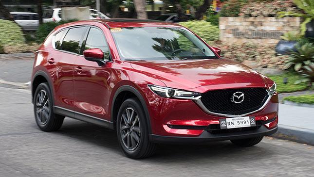 Mazda CX-5 2018: prices, engine, specs, photos