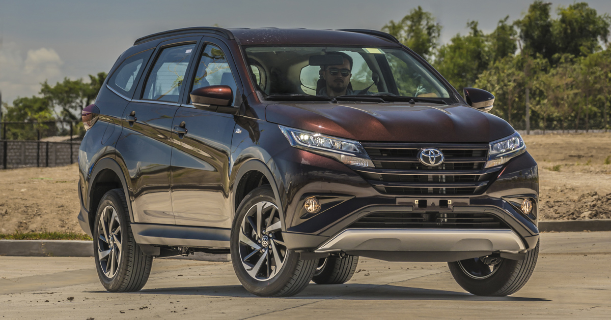 2019 Toyota Rush: Review, Specs, Prices, Features