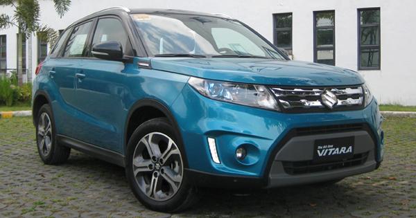 Suzuki Vitara 2018: Specs, Prices, Features