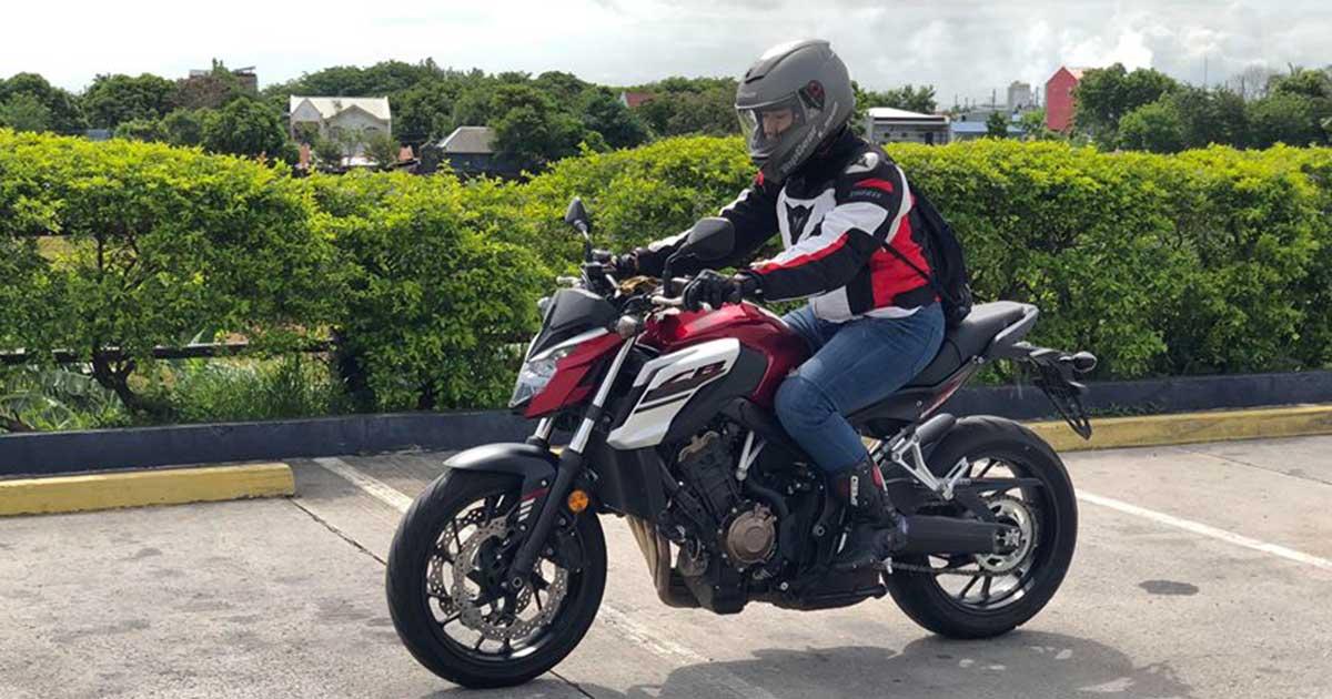Review: Honda CB650F