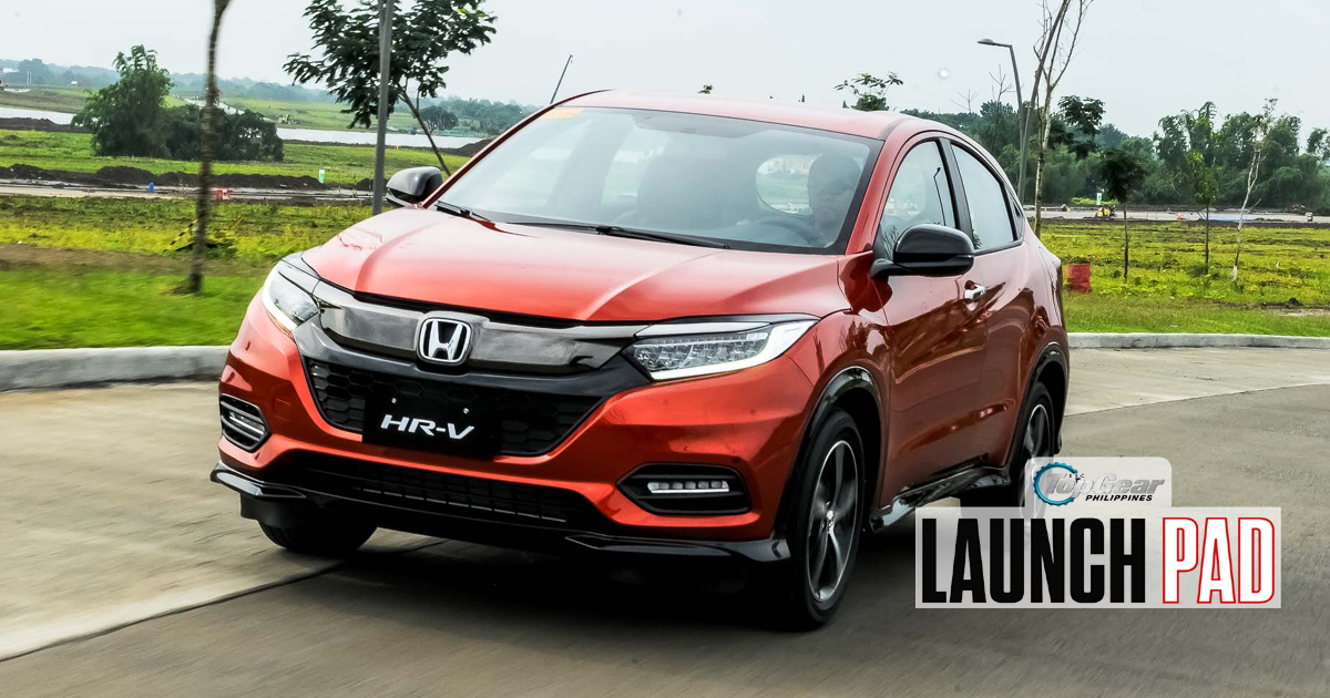 honda hr v 2018 specs prices features. Black Bedroom Furniture Sets. Home Design Ideas