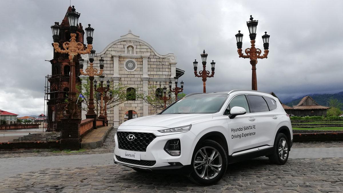 Hyundai Santa Fe 2018 Price Specs Features
