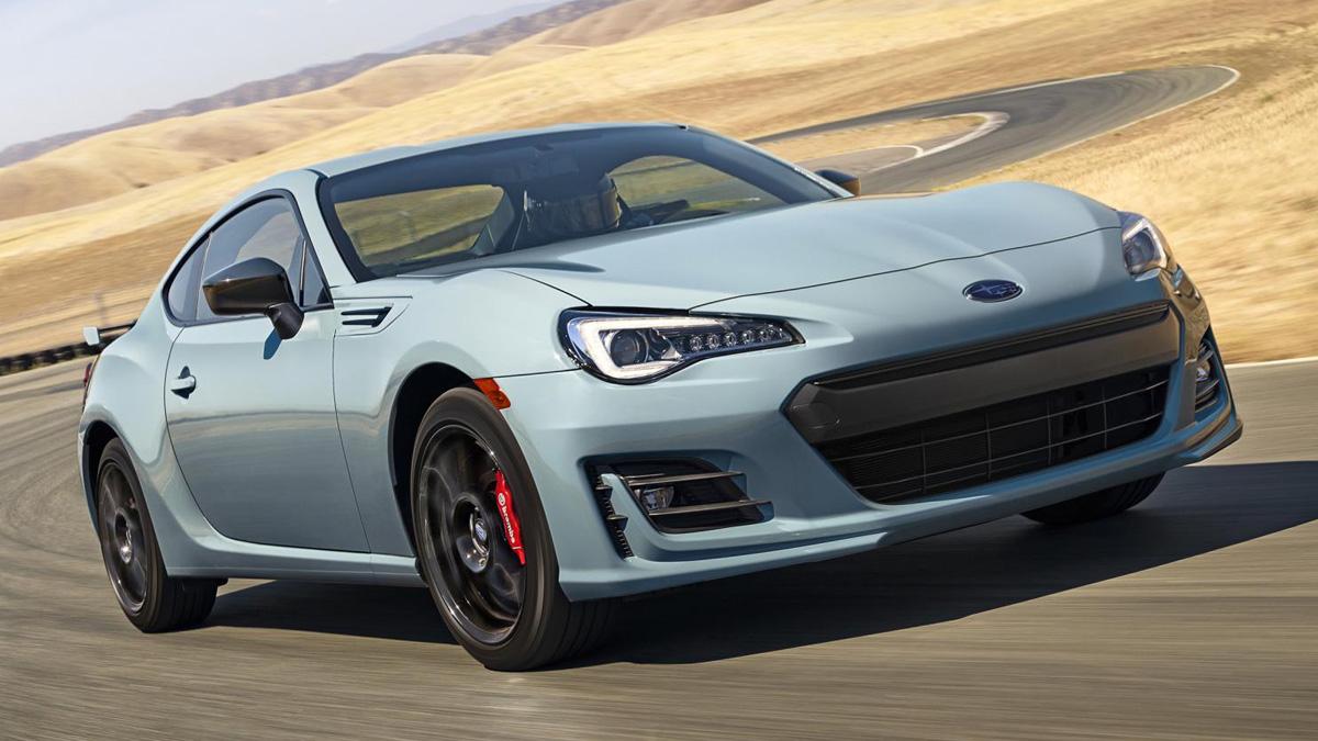 2018 Subaru Brz Update Prices Specs Photos