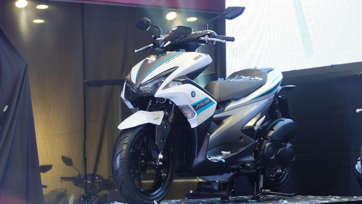 new yamaha mio aerox s priced at p122,900