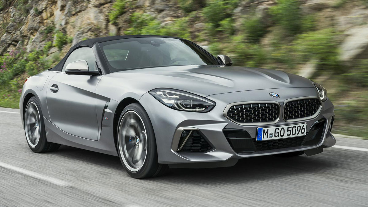 Four Cylinder Bmw Z4 Engines Might Be Carried Over To The Supra