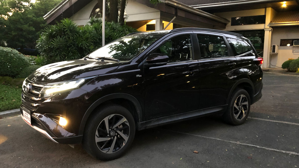 2018 Toyota Rush: Specs, Features, Photos