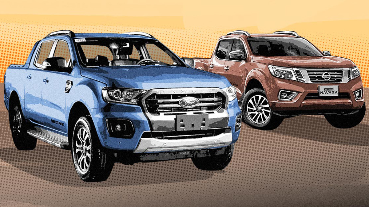 ford ranger nissan navara 2018 specs prices features. Black Bedroom Furniture Sets. Home Design Ideas