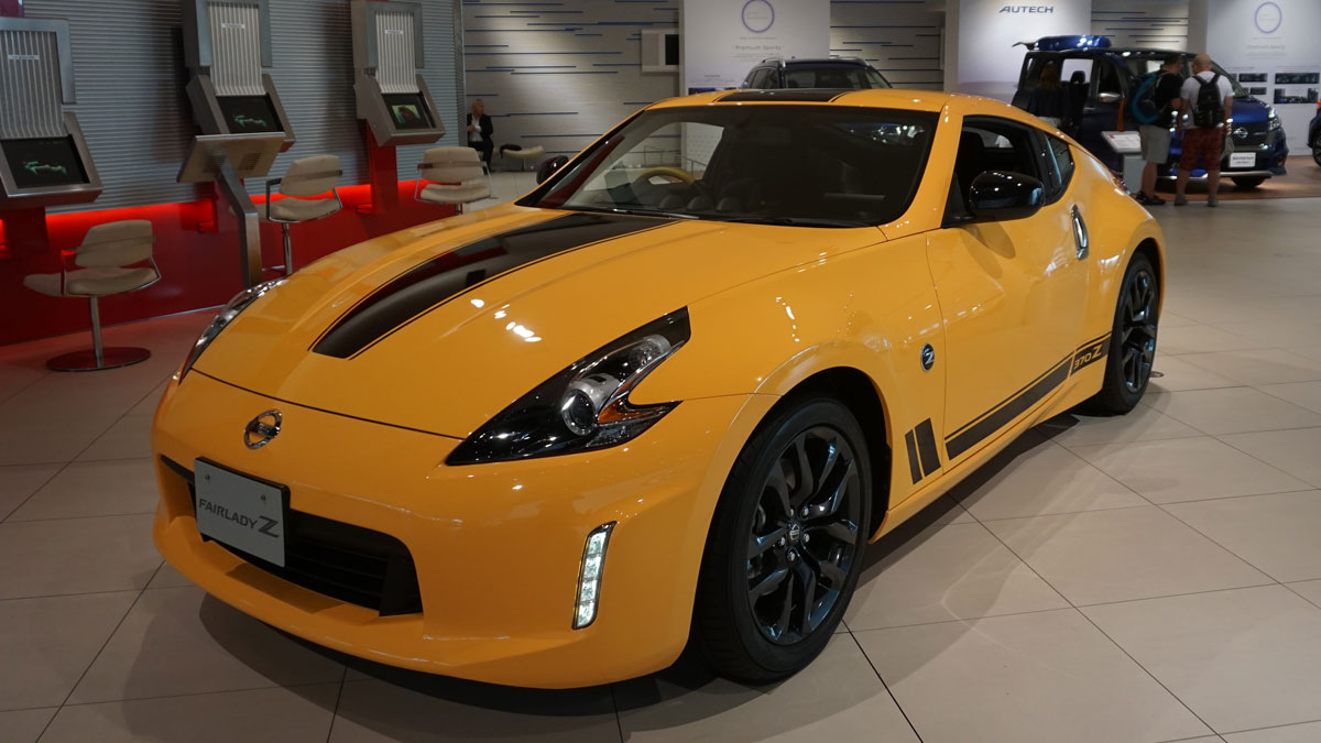 Do you want to see the Nissan 370Z sold in the Philippine