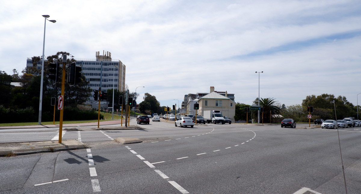 Canning Highway: The road that inspired AC/DC's 'Highway to