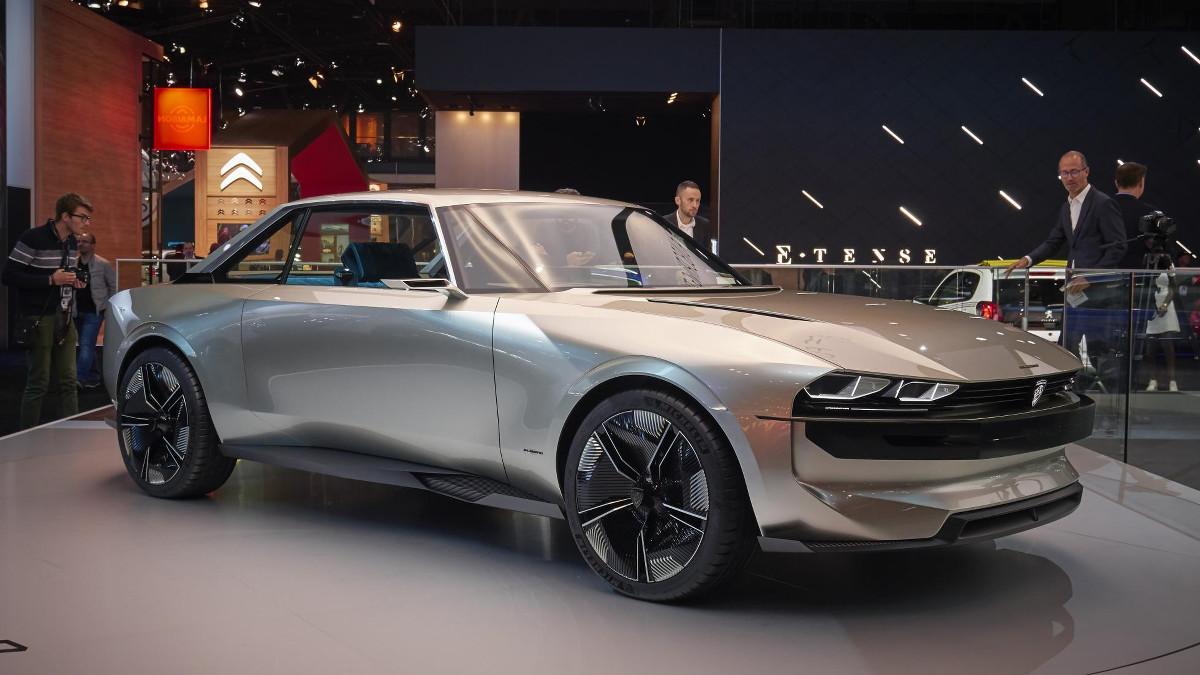 Peugeot Design Chief On The E Legend It S Not A Neutral Design