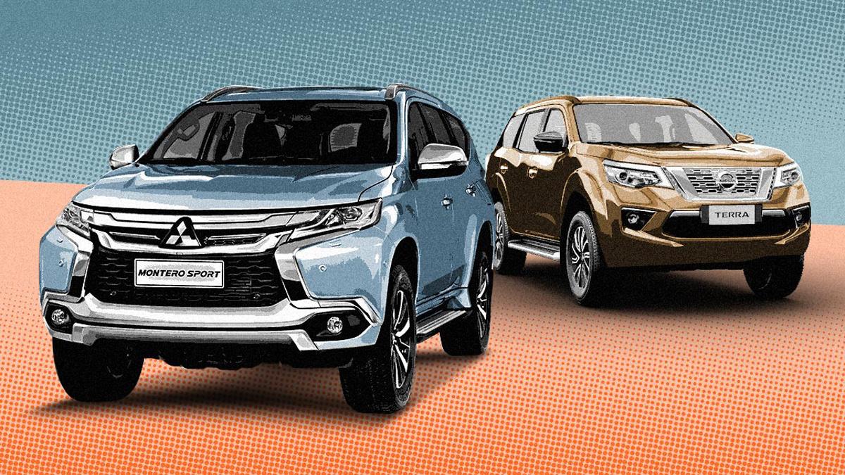Mitsubishi Montero Sport, Nissan Terra 2018: Specs, Prices