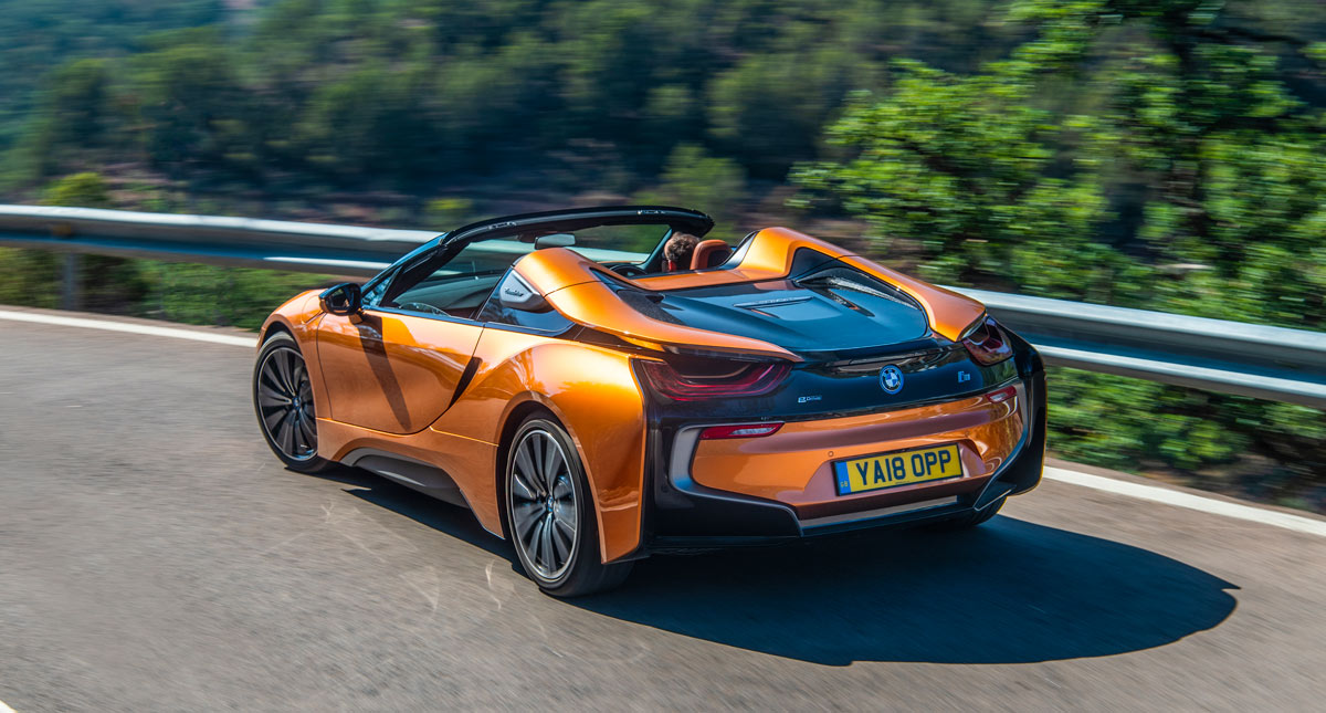 2018 Bmw I8 Review Photos Features Specs